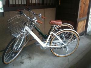 こだわり・自転車